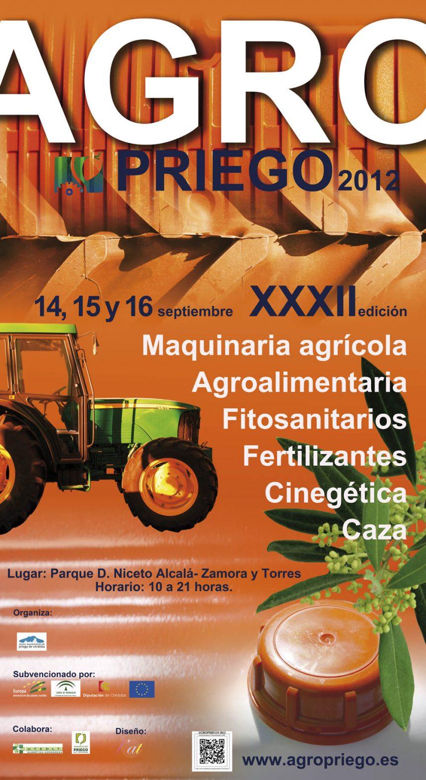 Agropriego 2012