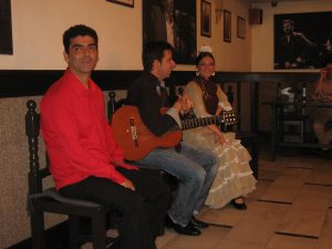 Flamenco Bodegas Mezquita