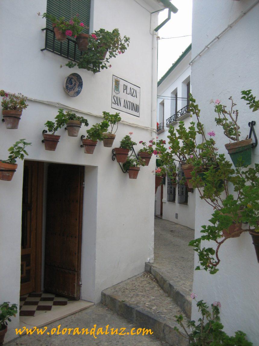 El barrio de la Villa, un remanso de paz
