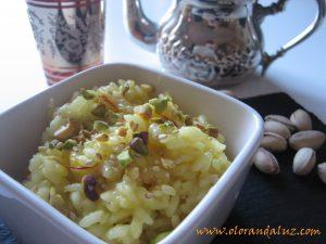 arroz-con-azafran