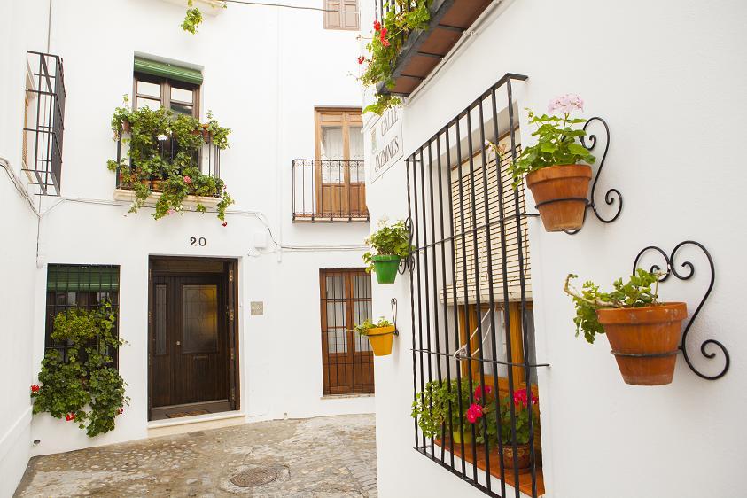 Resultado del sorteo una noche en la casa del rey en for Decoracion casa estilo andaluz