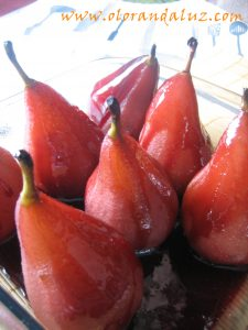 Peras-al-vino-tinto