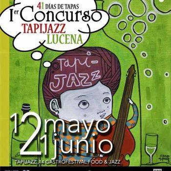 #tapijazzLucena, Gastrofestival de comida y jazz