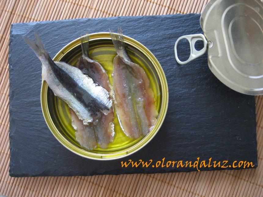 Sardinillas marinadas