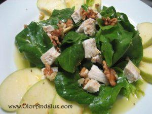ensalada-espinacas-manzana