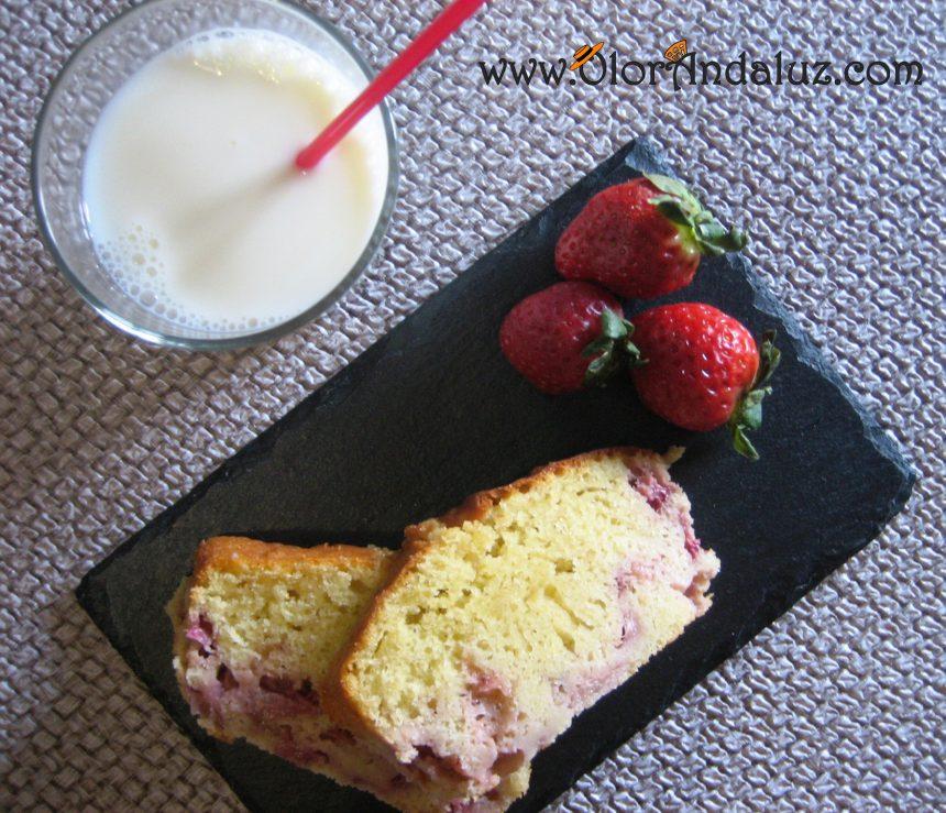 bizcocho-de-fresas