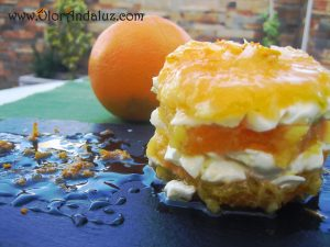 milhoja-de-najanja-y-queso-crema