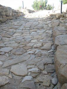 calzada-romana-Torreparedones