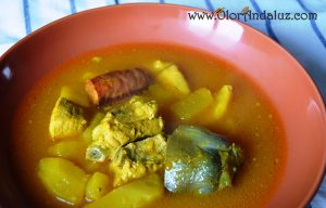 guiso-patatas-costillas-alcachofas-chorizo