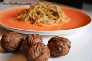 espaguetis-con-nueces ii