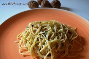 espaguetis-con-nueces