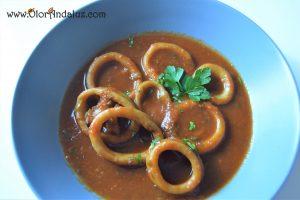 Calamares-salsa-malagueña