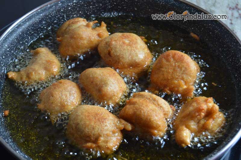 Papajotes de Jaén